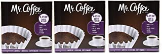 Mr. Coffee 8-12 cup Coffee Filters 50 pack ( 3 count - 150 total filters )