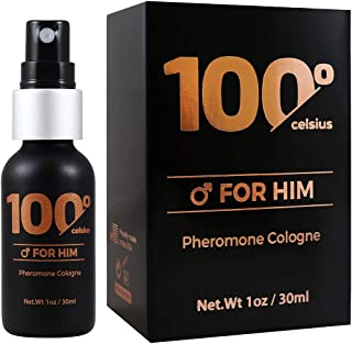 Cologne For Men [Attract Women]-Aphrodisiac Perfume To Boost Your Pheromones Presence - Bold, Extra Strength Human Pheromones Formula -(Human Grade Pheromones to Attract Women)