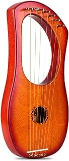 7 String Lyre Harp Stringed Instrument,Stringed Musical Instruments Lyre Annacboy