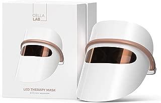 CELLALAB LED Therapy Mask Light Photon Mask for Skin Rejuvenation