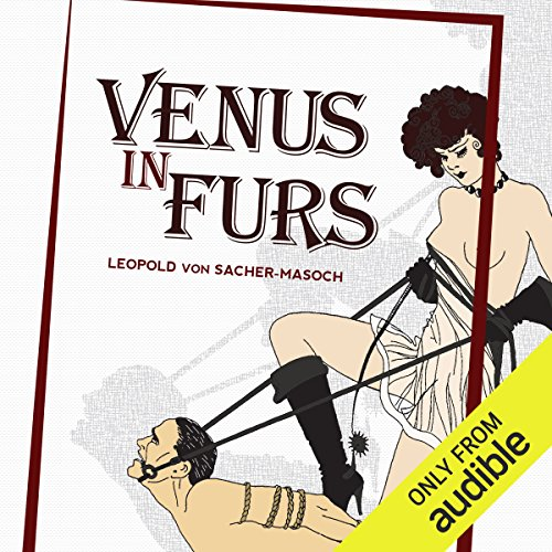 Venus in Furs audiobook cover art