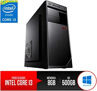 PC Intel Core i3, 8GB RAM DDR3, HD 500GB, Promoção tempo limitado!!