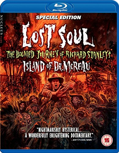 Lost Soul - The Doomed Journey of Richard Stanley's Island of Dr. Moreau [Blu-ray] [UK Import]