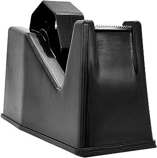 """تلگراف نوار ، تلگراف نوار ماسک ، تلگراف نوار حرارتی میز 6.3 2.5 2.5 3. 3.4 اینچ ، هولدر متناسب با هسته 1 """"و 3"""" (سیاه)"""
