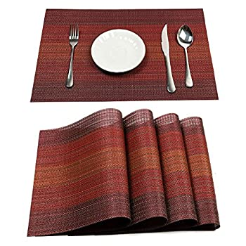 Best fall placemats Reviews