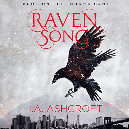 Raven Song: A Dystopian Fantasy cover art