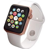Apple Series 2 38mm Gold Aluminum Case Sport Band Watch