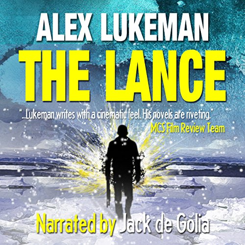 The Lance audiobook cover art