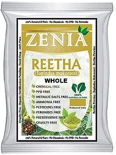 500 grams Zenia Whole Aritha Reetha Soapnut Natural Hair Conditioner