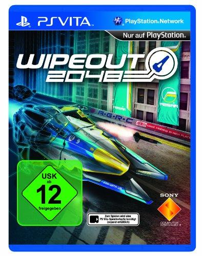 Wipeout 2048 [Importación alemana]