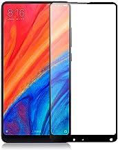 واقي شاشة من الزجاج المقسي 9 دي خاص بجهاز شاومي مي مكس 2 اس لتغطية شاشة كاملة بحماية صلبة