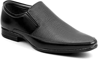 Levanse Synthetic Leather Formal Slip on Shoes Collection for Men/Boys for Office and College.
