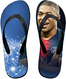 AA+ME Mbappe 19 Comfortable Men Women Summer Beach Sandals Shower Flip-Flops Slippers