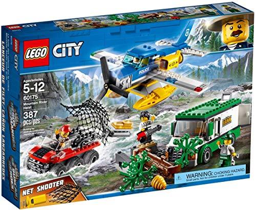 LEGO City Policía 60175atraco río montaña
