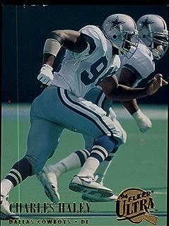 1994 Fleer Ultra Football Card #70 Charles Haley