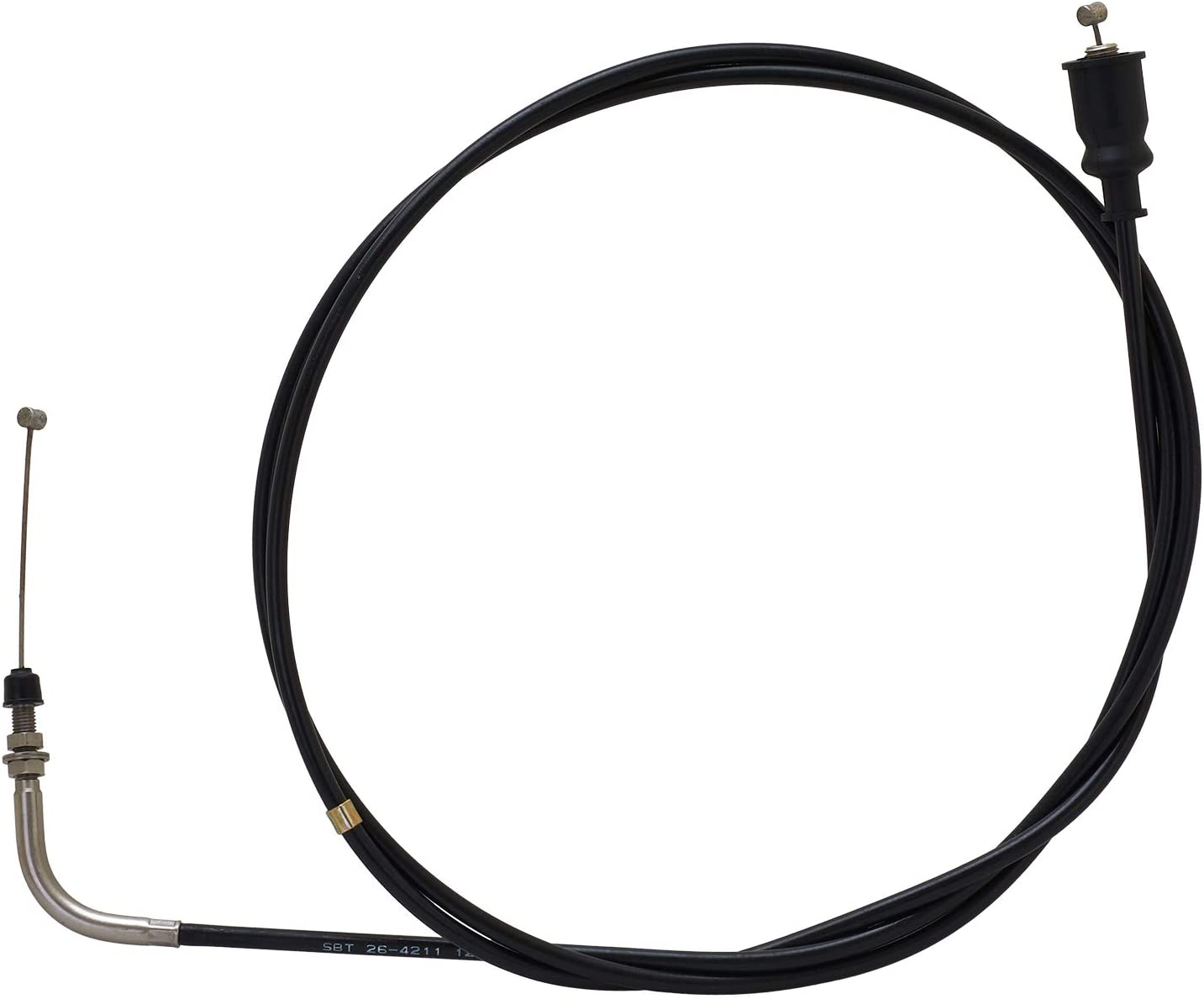 Kawasaki Throttle Cable 1990 SX 54012-3723 40% OFF Cheap Sale Quality inspection 550
