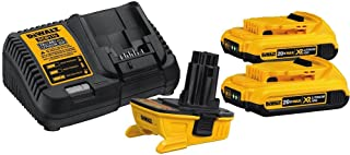 DEWALT 18v to 20v Adapter Kit (DCA2203C)
