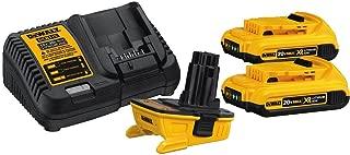 DEWALT 18v to 20v Adapter Kit (DCA2203C)