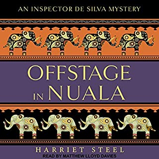 Offstage in Nuala cover art