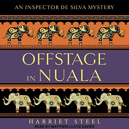 Offstage in Nuala Audiobook By Harriet Steel cover art