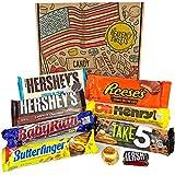 Selezione dei migliori snack americani Accuratamente confezionati in una elegante scatola vintage Importato dall'America Gli snack sono accuratamente confezionati per una spedizione sicura - sono conegnati dal servizio di spedizione professionale di ...