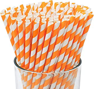 Best baby blue striped paper straws Reviews
