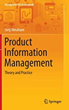 Product Information Management: Theory and Practice (Management for Professionals)