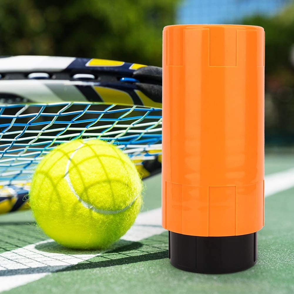 Lightweight Tennis Ball Holder Purchase Container Portable Complete Free Shipping