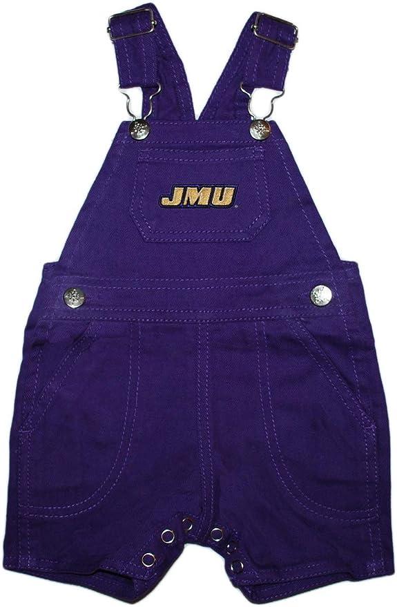 Creative Knitwear James Madison University JMU Camo Long Leg Overall