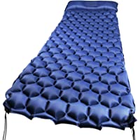 WEINAS SUPALAK Ultralight Inflatable Sleep Pads for Camping Backpacking with Pillow