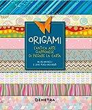 Origami. 15 modelli e 200 fogli decorati