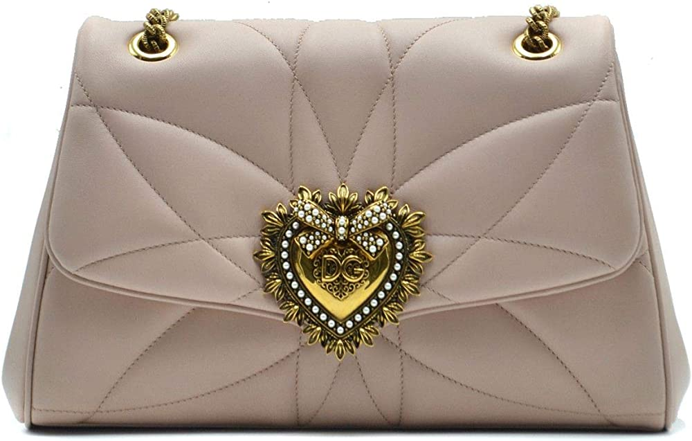 Dolce & gabbana luxury fashion,borsa a spalla per donna,in vera pelle BB6728AV96780412