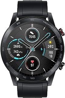 Honor MagicWatch 2 46 mm Smart Watch, con monitor de ritmo cardíaco y estrés, modos de ejercicio, aplicación para correr y...