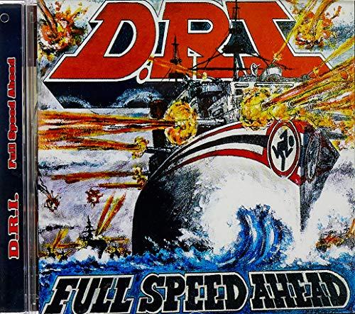 Full Speed Ahead [CD]