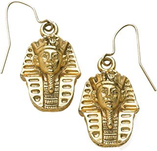 Egyptian King TUT mask Earrings