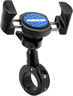 Arkon RoadVise Motorcycle Phone Mount for iPhone X 8 7 6S Plus iPhone 8 7 6S Galaxy S8 S7 Note 8 Retail Black