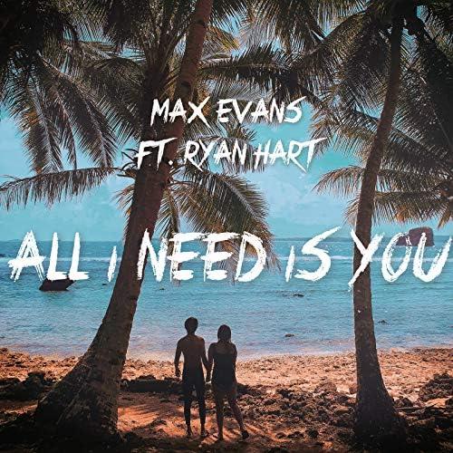 Max Evans feat. Ryan Hart