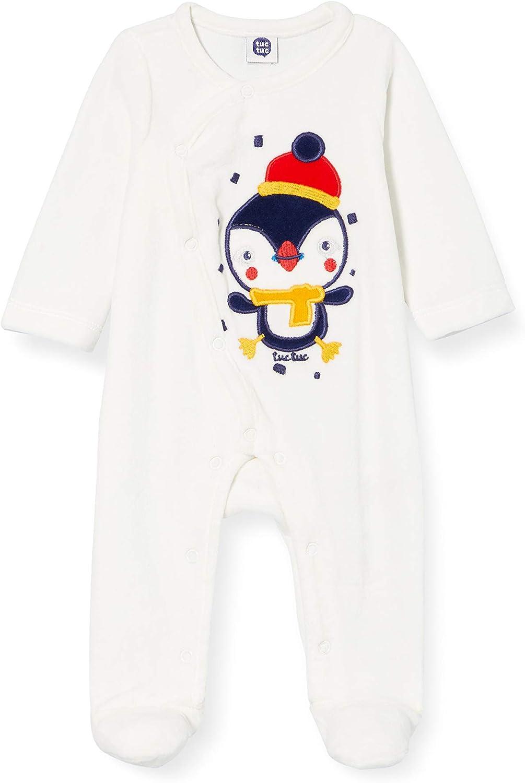 Tuc Tuc Pelele Tundosado Puffin Mamelucos para bebés y niños pequeños