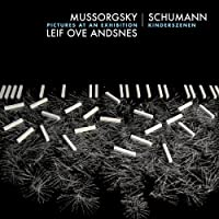 Pictures Reframed- Mussorgsky: Pictures at an Exhibition From Memories of Childhood; Schumann: Kinderszenen by Leif Ove Andsnes (2009-11-03)