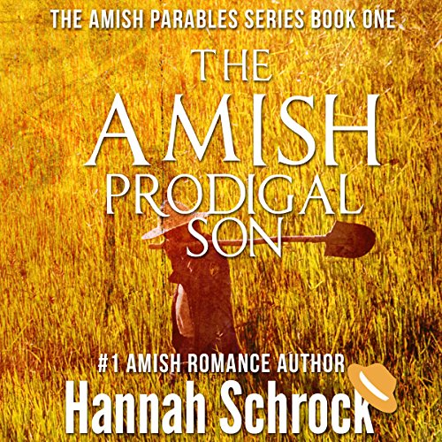 The Amish Prodigal Son audiobook cover art