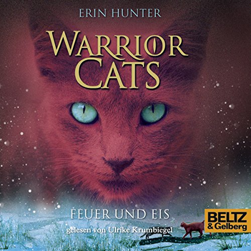 Feuer und Eis (Warrior Cats 2) Titelbild