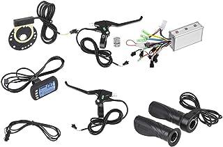 comprar comparacion Dilwe Kit de Panel LCD de Controlador de Motor sin Escobillas con Ajuste de Freno de Velocidad Sensor para Bicicleta Eléct...