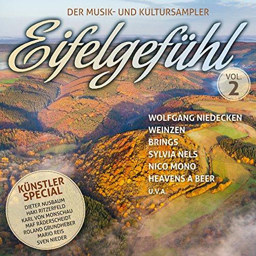 Eifelgefühl Vol.2 - Der Musik- und Kultursampler