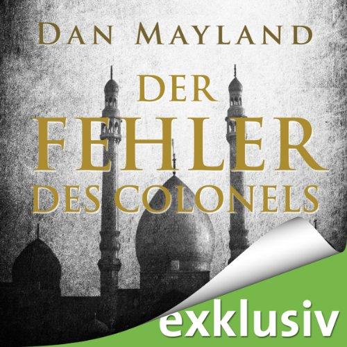 Der Fehler des Colonels audiobook cover art
