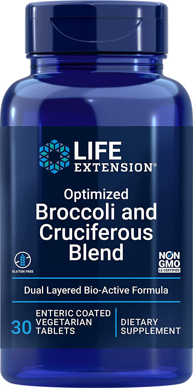 Life Extension Optimized Broccoli New product!! Blend Cruciferous Pro – Surprise price