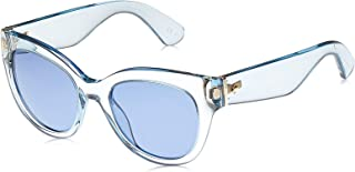 Kate Spade Women's Sharlotte/S RRL Blue S 52 Lens M6 SOLID BLUE Sunglasses