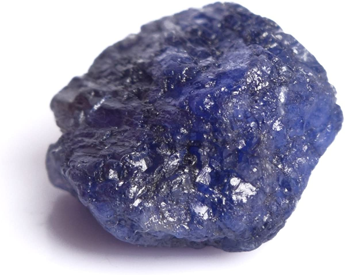 gemhub Natural Blue Sapphire Certified Ranking TOP13 Deluxe Rough Ct. 20.25