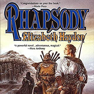 Rhapsody audiobook cover art