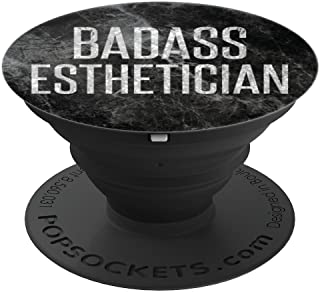 Esthetician Skin Care Specialist Beauty Industry - PopSockets Grip and Stand for Phones and Tablets