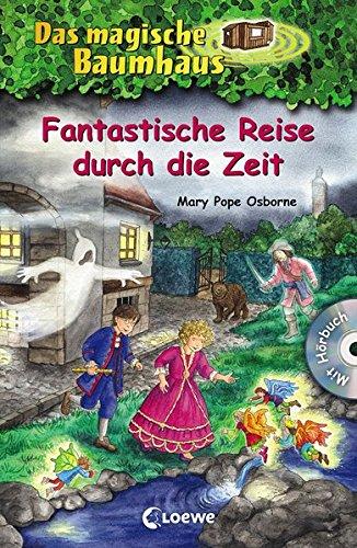 Das magische Baumhaus - Fantastische Reise durch die Zeit: Sammelband für Mädchen und Jungen ab 8 Jahre - Mit Hörbuch-CD Piratenspuk am Mississippi (Das magische Baumhaus - Sammelbände)